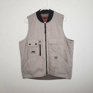 Helly Hansen Sherpa Fleece Lined Workwear Vest Ful